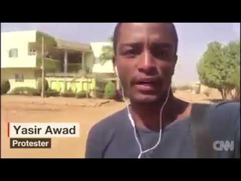 CNN Sudan Report 🇸🇩 Khartoum 31/12/2018
