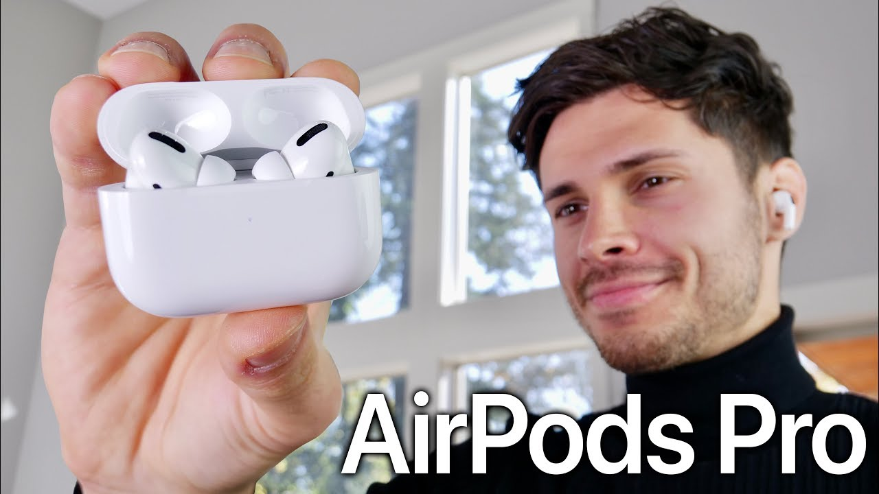 Airpods Pro Review Everything New Vs Airpods 2 Youtube
