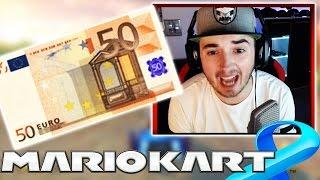 DIE 50€ WETTE! | Mario Kart 8 feat. Monte, Uwe, Solution, ELoTRiX & Horni