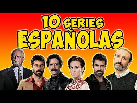Las 10 Mejores SERIES Españolas
