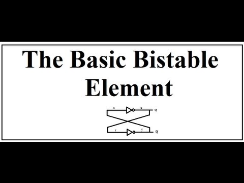 The Basic Bistable Element