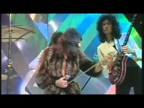 Queen - 'Thank god it's Christmas'