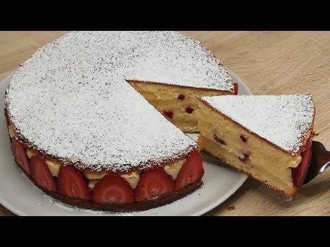 gÂteau-fraisier-trop-facile-(cuisine-rapide)