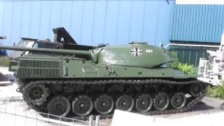 Leopard 1 - German battle tank