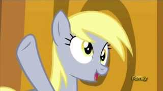 Derpy locks the Mane 6 out - Slice of Life