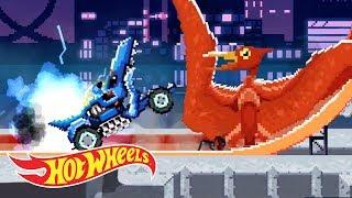 Drive Ahead: Dino Attack | Hot Wheels