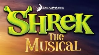 "Moving Art presents ""Shrek the Musical"""