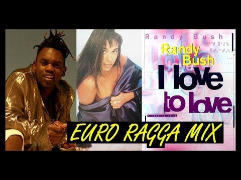 EURODANCE 90'S MEGAMIX #18 EURO RAGGA MIX - DJ LUIGI
