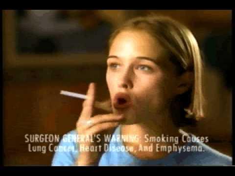Cigarette teen tube