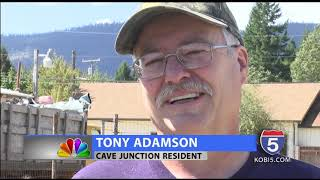New Security Measures for Cave Junction