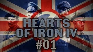 Hearts of Iron IV #01 Nazi Britain - Let