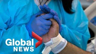 Ontario nurse dies after contracting COVID-19