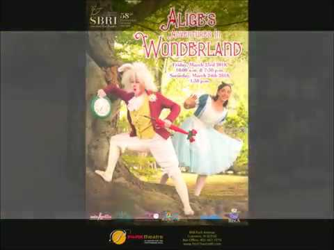 The State Ballet of Rhode Island Presents Alice's Adventures in Wonderland