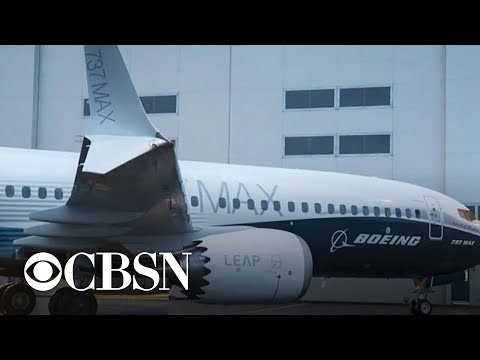 FAA grounds Boeing 737 Max jets after Ethiopian Airlines crash