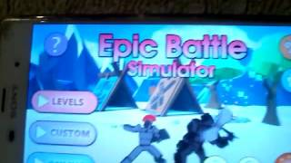 Battle simulation günceleme tanıtımı