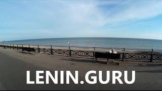 видео Море в городе брайтон