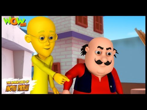 Golden Alien - Motu Patlu in Hindi WITH ENGLISH, SPANISH & FRENCH SUBTITLES thumbnail