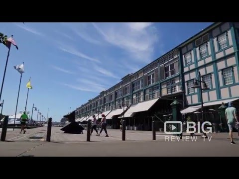 Finger Wharf Woolloomooloo | Sydney Restaurant and Hotel Show Mp3