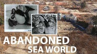 Abandoned Old SEAWORLD Theme Park!