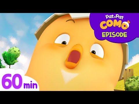 Como Kids TV | Episode 1~9 | 60min | Cartoon video for kids