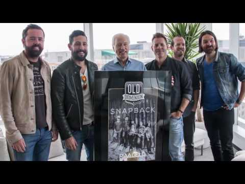 RIAA Surprises Old Dominion with Gold for Snapback