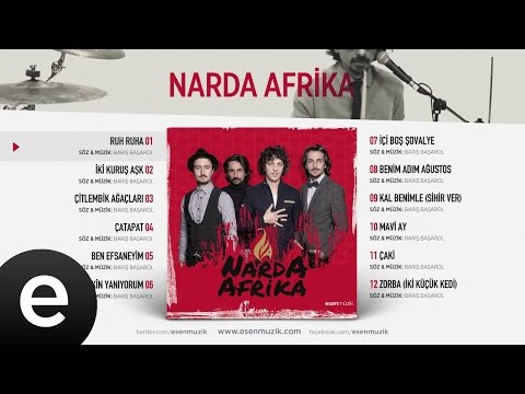Ruh Ruha (Narda Afrika) Official Audio #ruhruha #nardaafrika