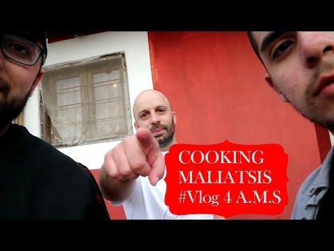 A.M.S | Vlog #4 Cooking Maliatsis + Youtubers