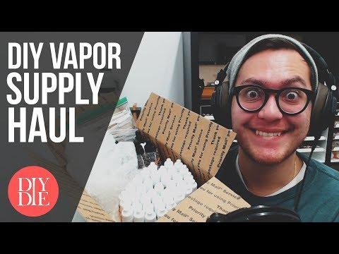 DIY Vapor Supply HAUL