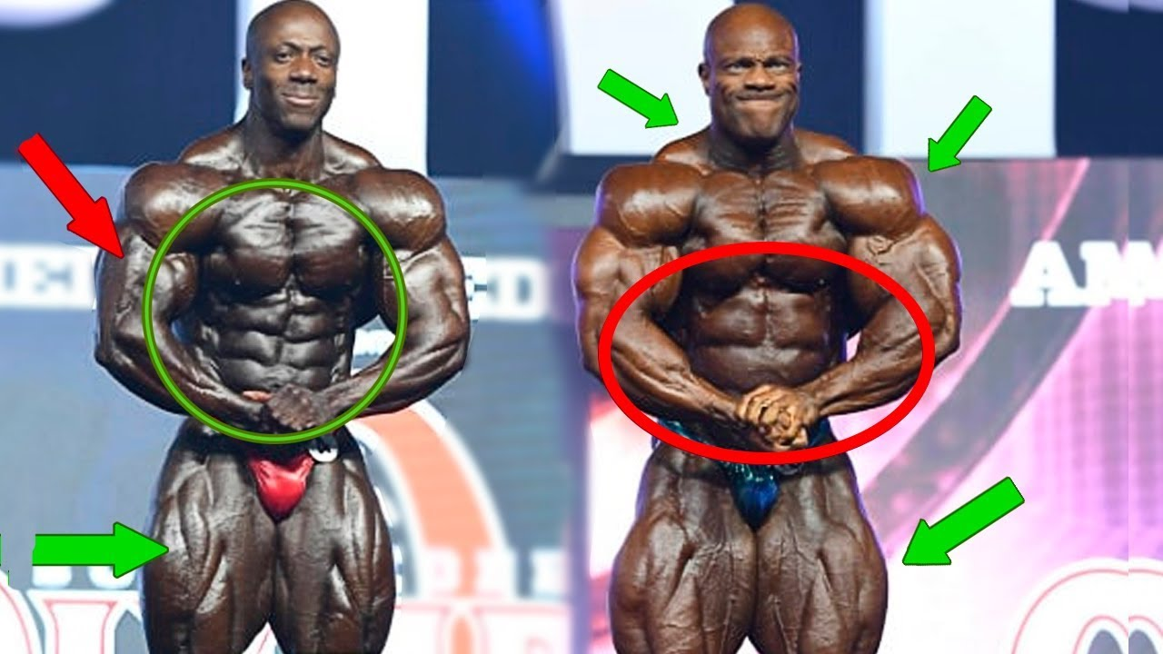Why Phil Heath Lost the 2018 Mr Olympia Explained