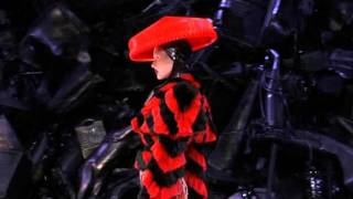 Alexander Mcqueen The Horn of Plenty Dress autumn/winter 2009-2010