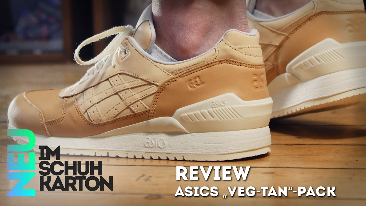 Asics Veg-Tan-Pack | Review - YouTube