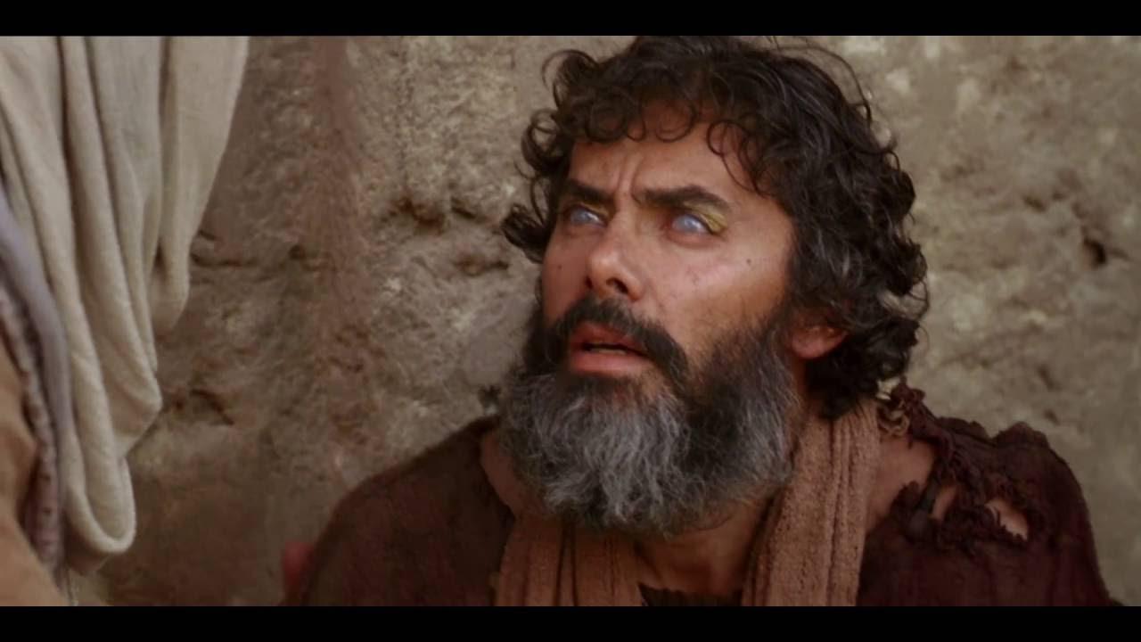 Jésus guérit un aveugle de naissance 【HD】