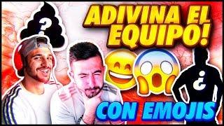 ADIVINA EL EQUIPO CON EMOJIS CHALLENGE ft. Vituber.