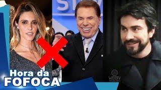 🔴🔥Pe. FÁBIO DE MELO desabafa sobre DOENÇA; SILVIO SANTOS rebate crítica de FERNANDA LIMA