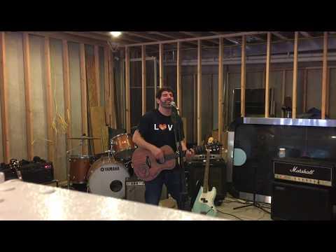 Jonah Matranga - Basement Show, Wilmington, DE - 10/15/2017
