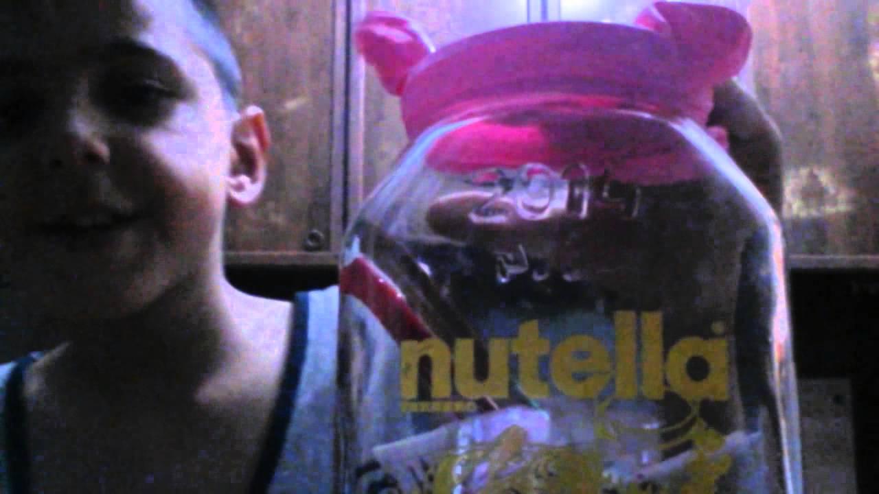 Lampada Barattolo Nutella : Lampada nutella eur picclick it