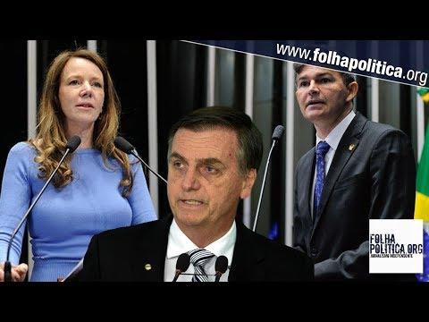 Vanessa Grazziotin ataca Bolsonaro com baixarias e é obrigada a ouvir verdades de José Medeiros