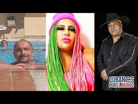 """Ex esposo de """"La Diosa de Cuba"""" asegura que ella sufrió post-trauma por los abusos de """"El Tosco"""""""