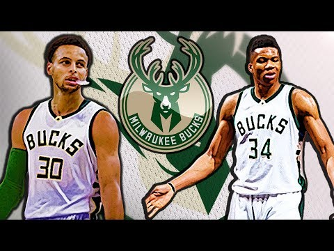What if Steph Curry was Traded to the Bucks in 2012?