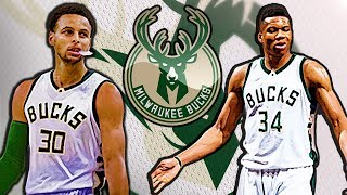What if Curry was Traded to the Bucks in 2012?