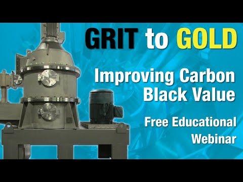 Grit to Gold: Improving Carbon Black Value Webinar