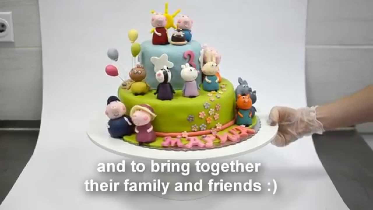 Torta pepa prase sa porodicom i prijateljima youtube torta pepa prase sa porodicom i prijateljima thecheapjerseys Choice Image