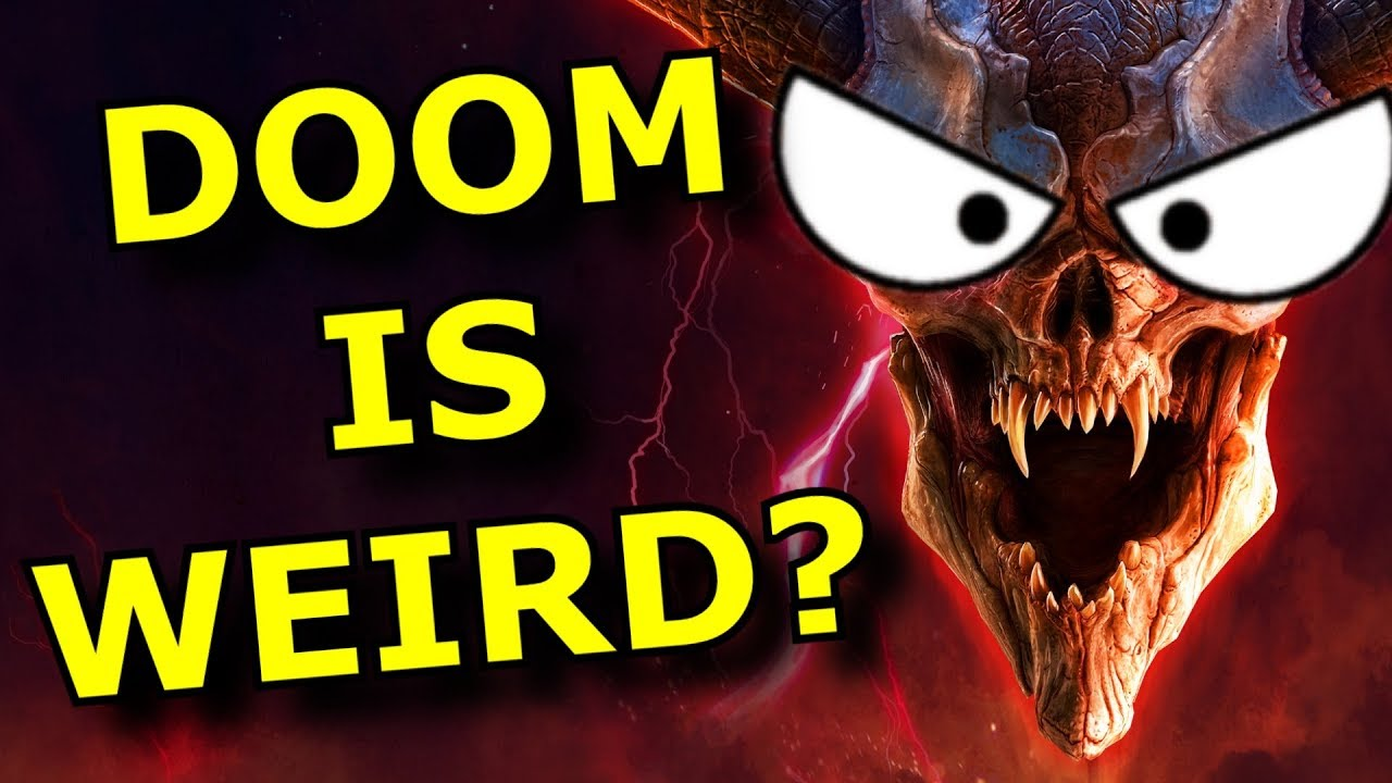 Doom Eternal Is WEIRD But Maybe Game of the YEAR! thumbnail