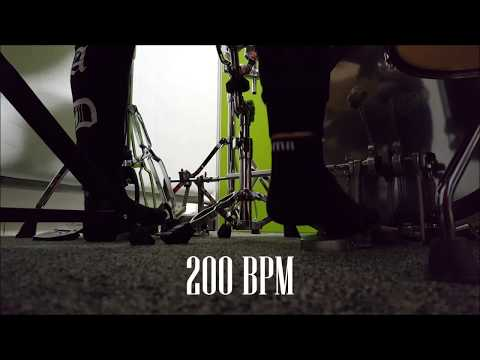 fast-and-difficult-double-stroke-kick-drumming.-200-bpm-double-pedals-(bass-drum)---by-dnlgl