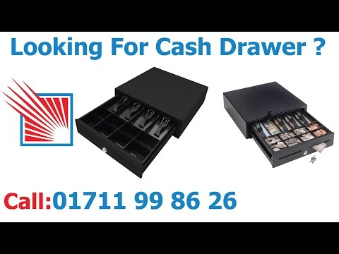 Best Quality Cash Drawer In Bangladesh