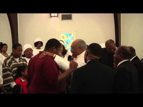 Bishop Rufus Kyles 27th Anni. Invite - Evangelist Temple COGIC
