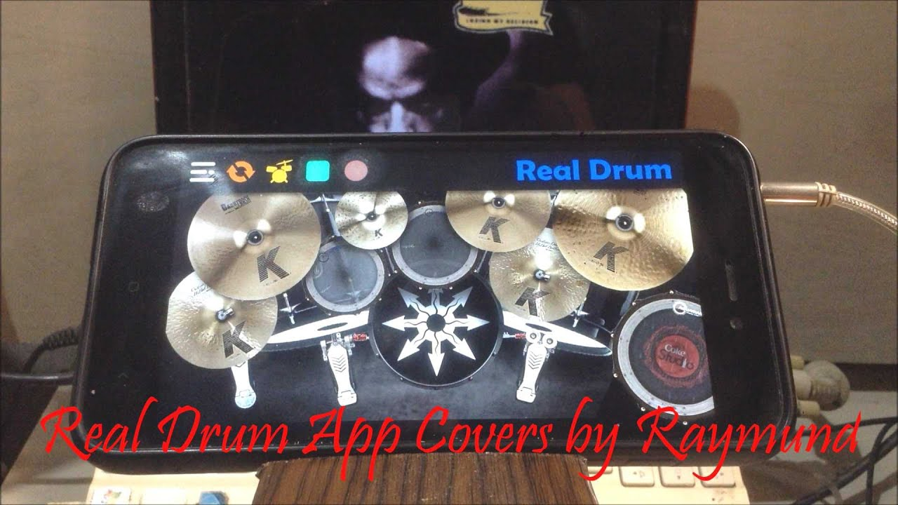 Download R.E.M. - LOSING MY RELIGION  | Real Drum App Covers by Raymund
