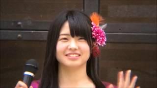2017年6月6日 とんぼりリバーウォーク 仮面女子アリス十番 3部後半.