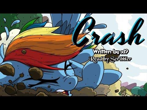 Pony Tales [MLP Fanfic Reading] Crash (slice-of-life/sadfic)