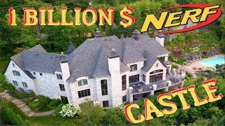 Nerf Battle: Billion Dollar Nerf Castle